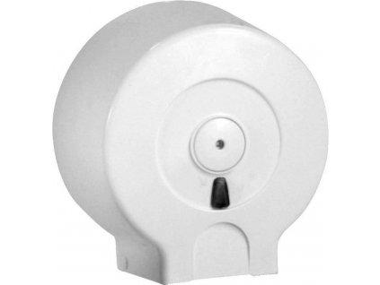 AQUALINE - Zásobník na toaletní papír do průměru 19cm, ABS bílá 693