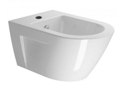 GSI - NORM bidet závěsný, 36x55 cm, bílá ExtraGlaze 8665111
