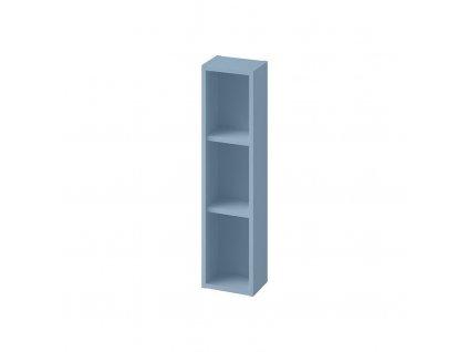 CERSANIT - Modulová horní otevřená skříňka LARGA 20 modrá S932-097
