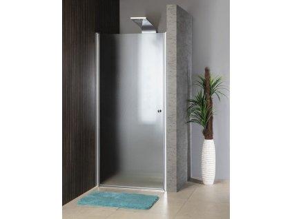 AQUALINE - PILOT otočné sprchové dveře 900mm PT090