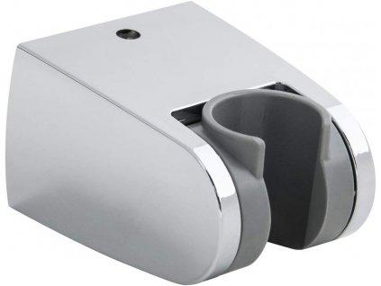 Eisl - Nástěnný, otočný držák sprchy, chrom DXZ-05