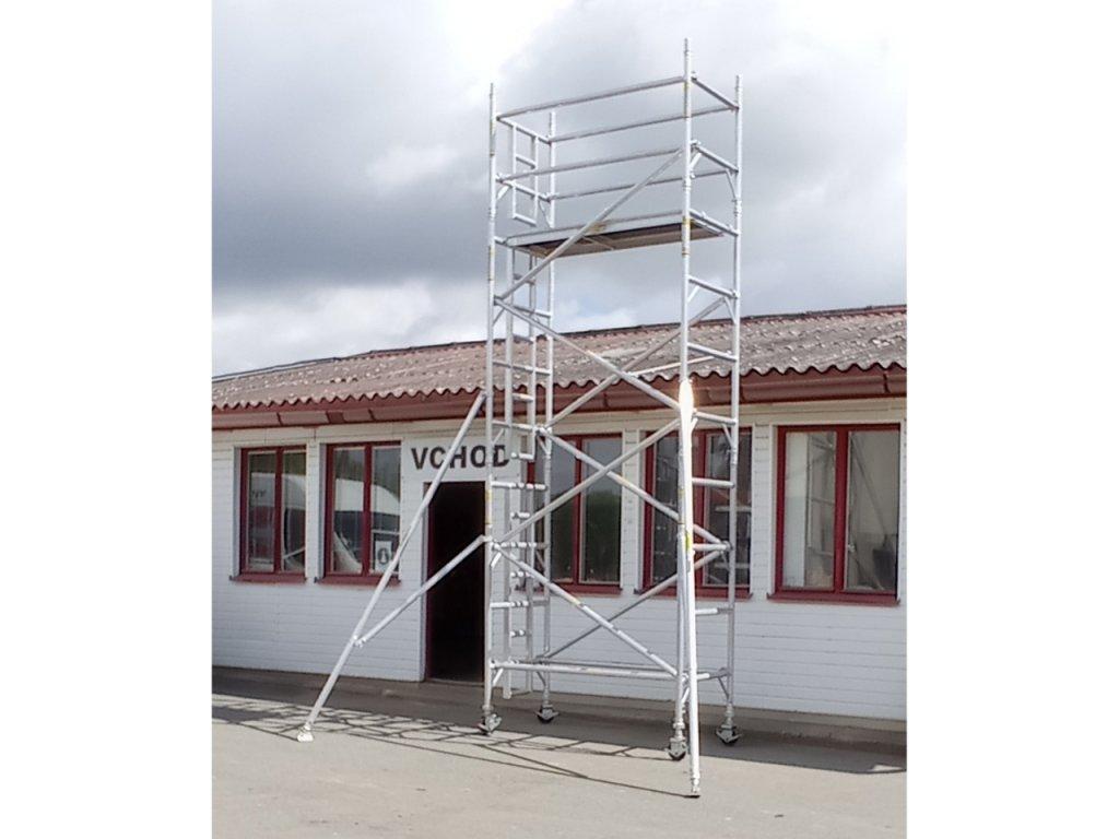 Transform Tower věž 0,85 x 4,2 (6,2) x 1,8 m
