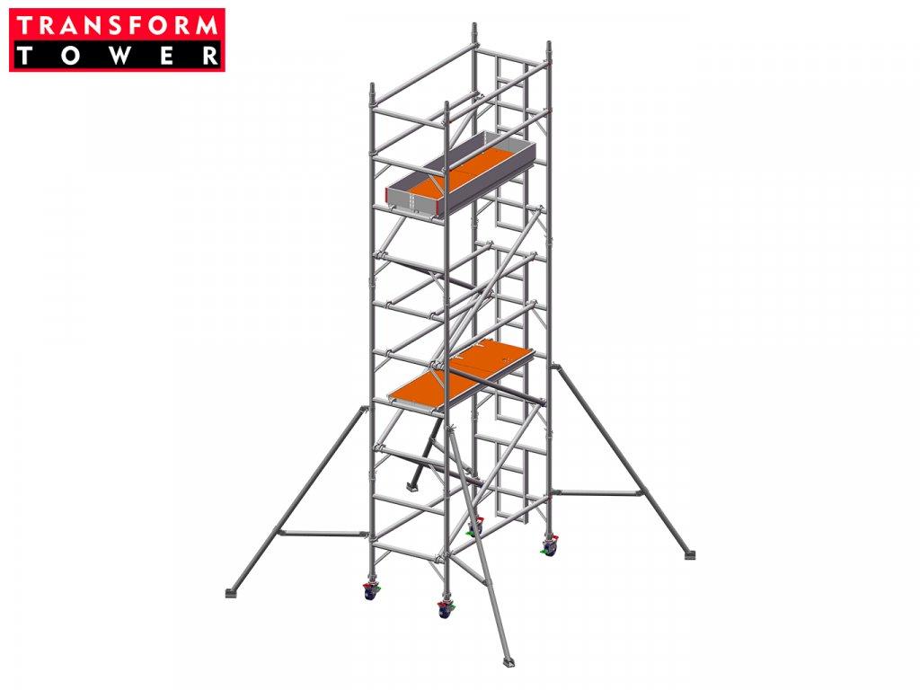 Profesionální hliníkové lešení Transform Tower 00005 3