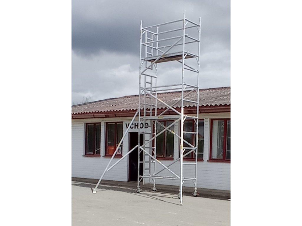 Transform Tower věž 0,85 x 4,7 (6,7) x 1,8 m