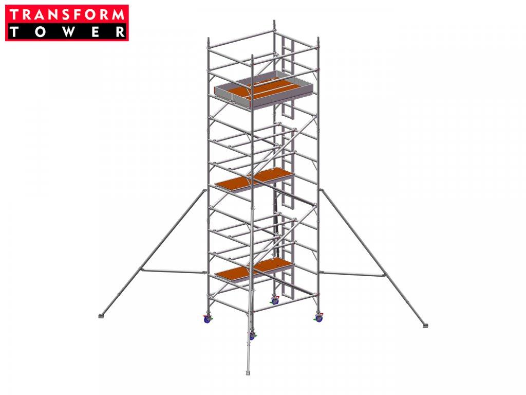 Profesionální hliníkové lešení Transform Tower 00023
