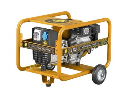 Elektrocentrála BENZA E3000 3 KW
