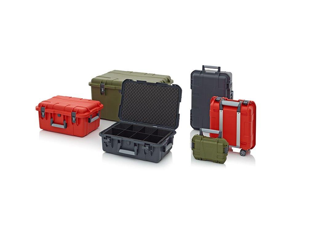 Ochranné kufry