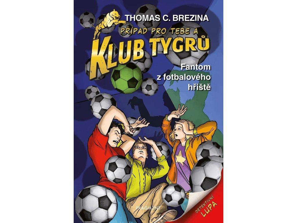 Klub Tygrů Fantom z fotbalového hřiště