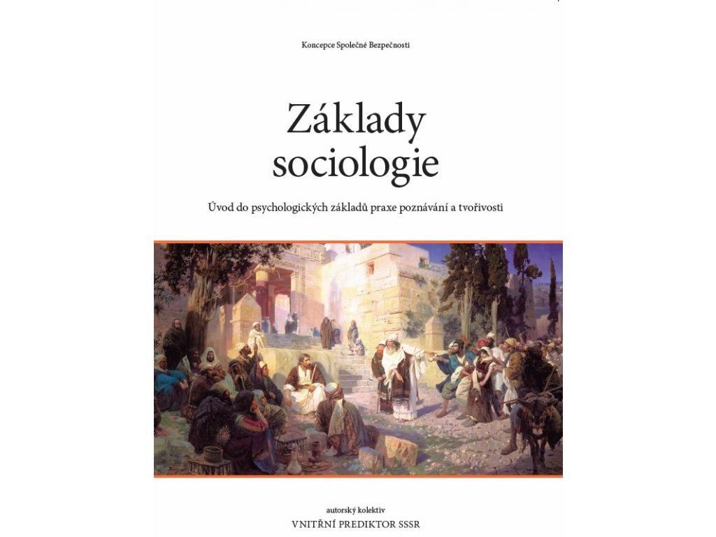 Zaklady sociologie I