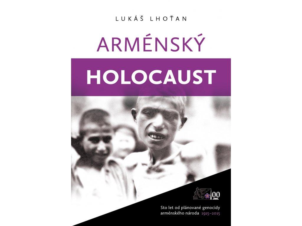armensky holokaust obalka