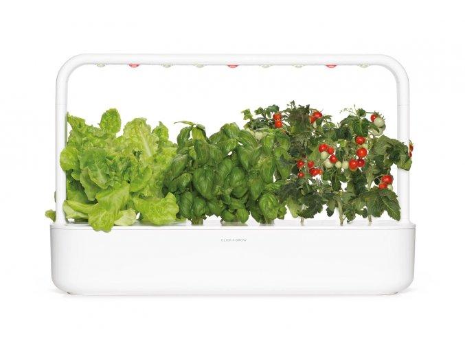 Click and Grow - smart garden 9 bílá