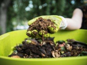 jak tridit bio a kompostovat