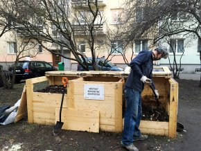 sluzba prekopani kompostu