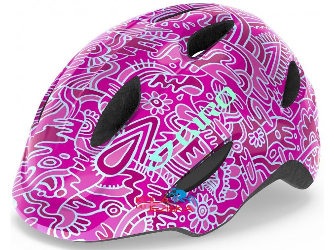 přilba Giro Scamp 2020