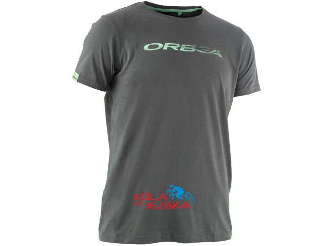 orbea perf t shirt gry 20 hr