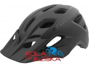 Giro Cykl.helma Fixture Mat Black 2596907 00 179673