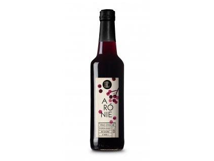 Aróniové víno 0,5l r.2017
