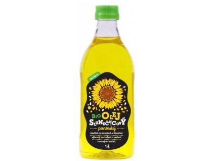 slunecnicovy olej