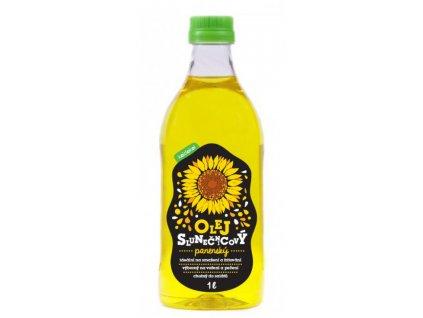 olej slunecnicovy
