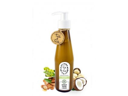 WB sampon 5 olejov rozmarin citronova trava