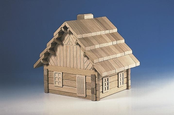 Drevené stavebnice