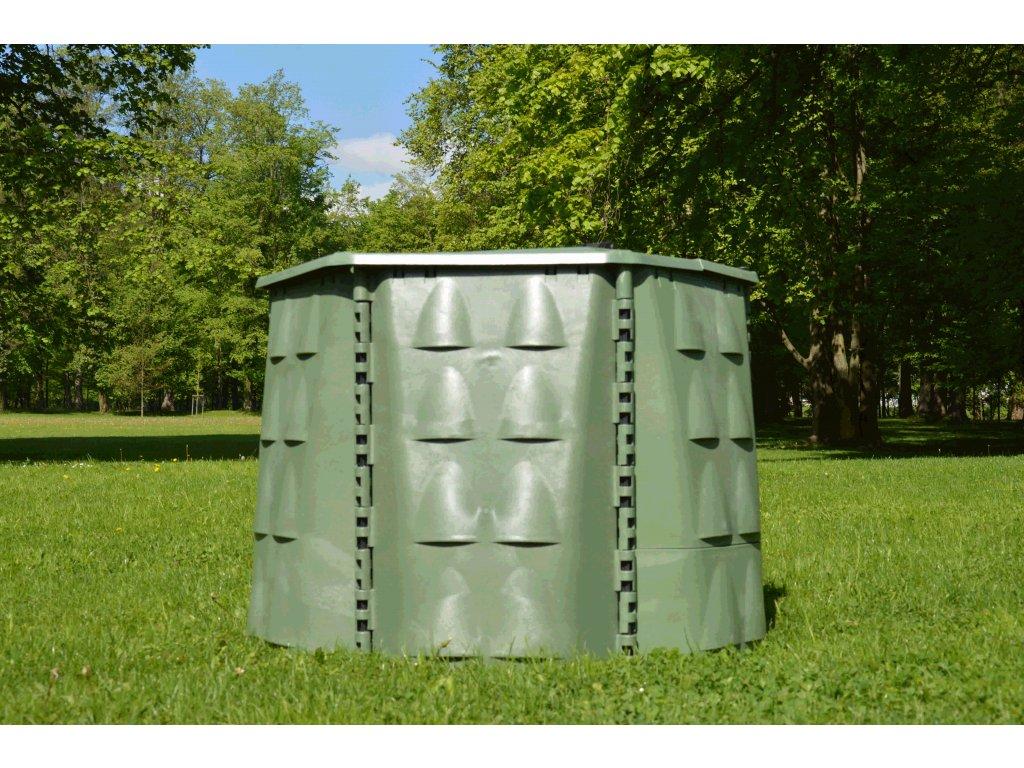 Zahradny komposter 700 l Standard (3)