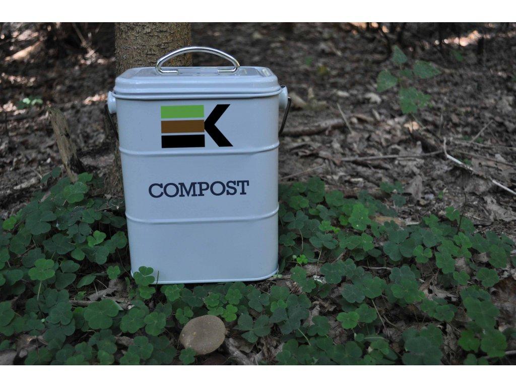 Kuchynský kôš na bioodpad