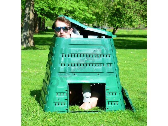 Záhradný kompostér PROFI 400 l