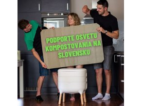 Podporte osvetu kompostovania na slovensku