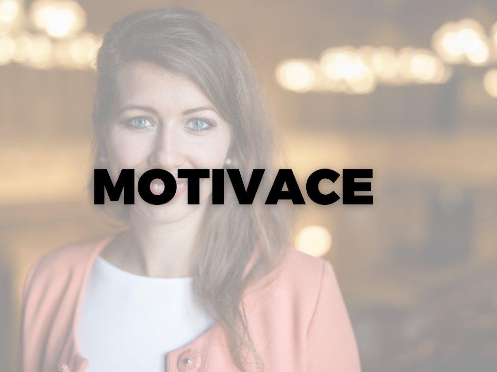 motivace eshop