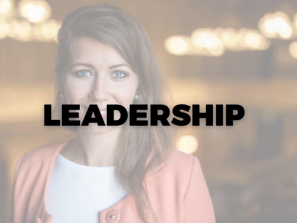 Záznam z webináře LEADERSHIP: Jak zůstat autentickým leaderem?