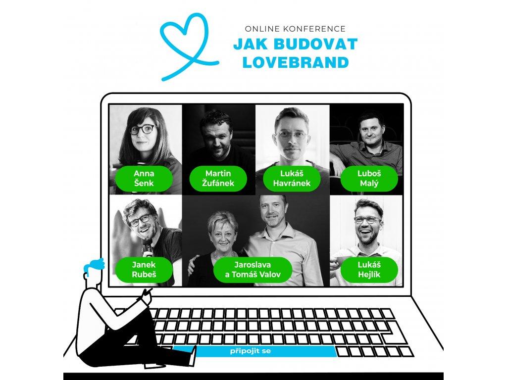 lovebrand online obecny 2 ctverec