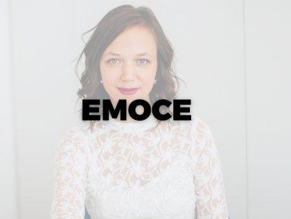 Záznam z webináře EMOCE: Jak s nimi zacházet?