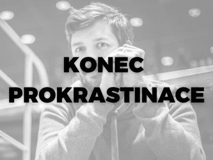 Záznam z webináře KONEC PROKRASTINACE: Jak přestat odkládat a žít naplno?