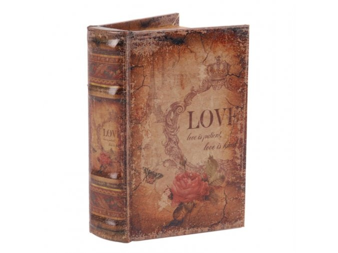 Dutchstyle Book box 27 cm Menu 10083610 pix1