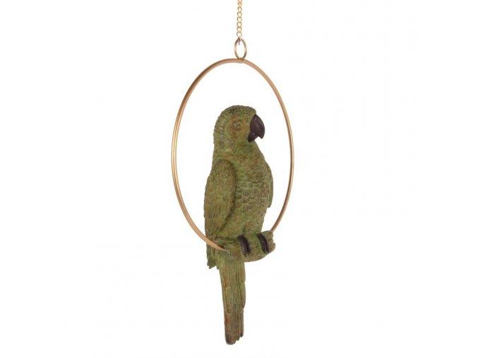 Dutchstyle Parrot hanger 27.5x17 cm 10521800 pix1