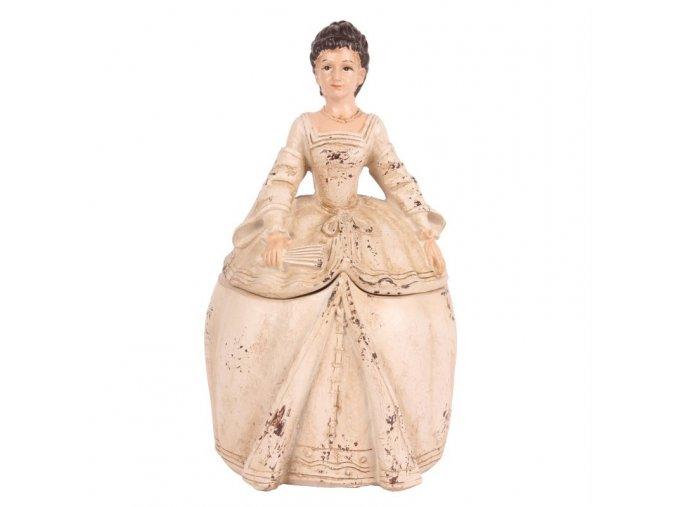 Dutchstyle Box 22 cm Lady Victorian 6794 907 pix1