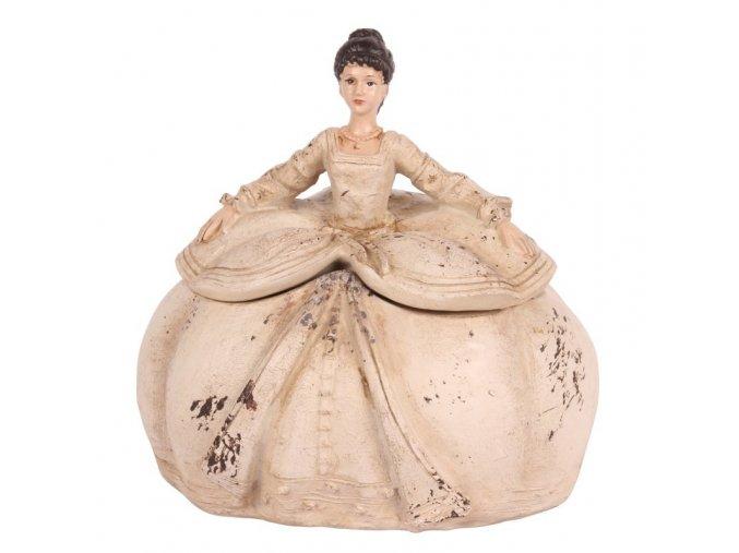 Dutchstyle Box 21 cm Lady Victorian 7332 709 pix1