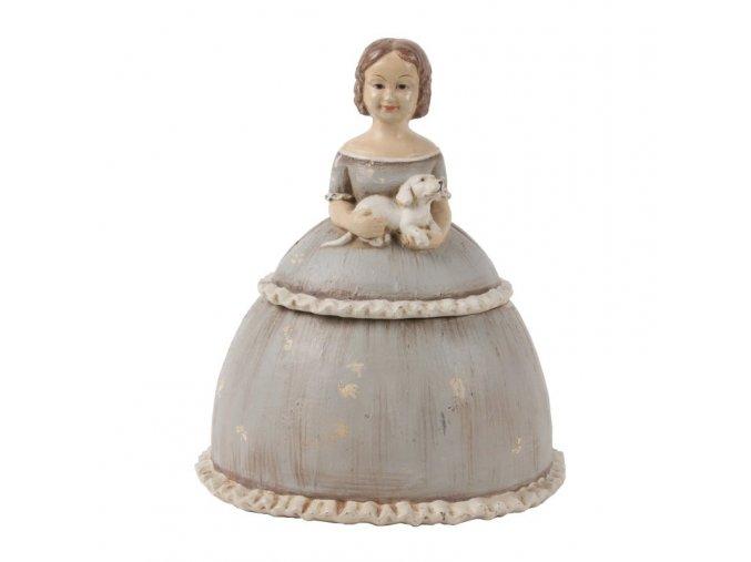 Dutchstyle Box 22 cm Lady Victorian 8213 070 pix1
