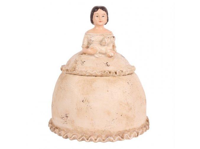 Dutchstyle Box 32 cm Lady Victorian 9707 907 pix1