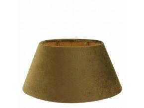 Lampa s oválným stínidlem 30 cm