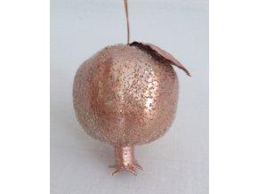 eshop granátové jablko závěs hladký 1