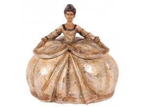 Dutchstyle Box 21 cm Lady Victorian 7332 355 pix1