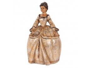 Dutchstyle Box 22 cm Lady Victorian 6794 355 pix1