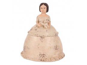 Dutchstyle Box 22 cm Lady Victorian 8213 907 pix1