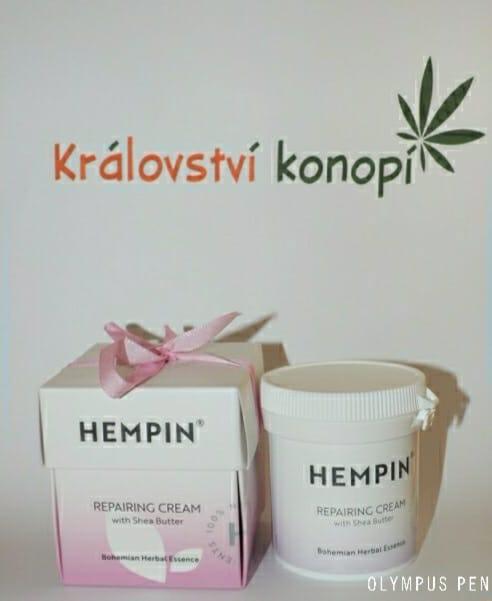 Konopno-herbální mast