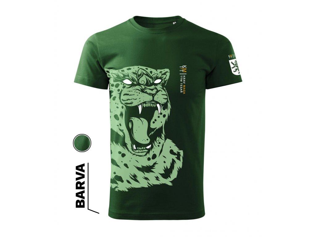 eshop barvy leopard beast zeleny v2