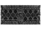 Lindau - stříbrno černá