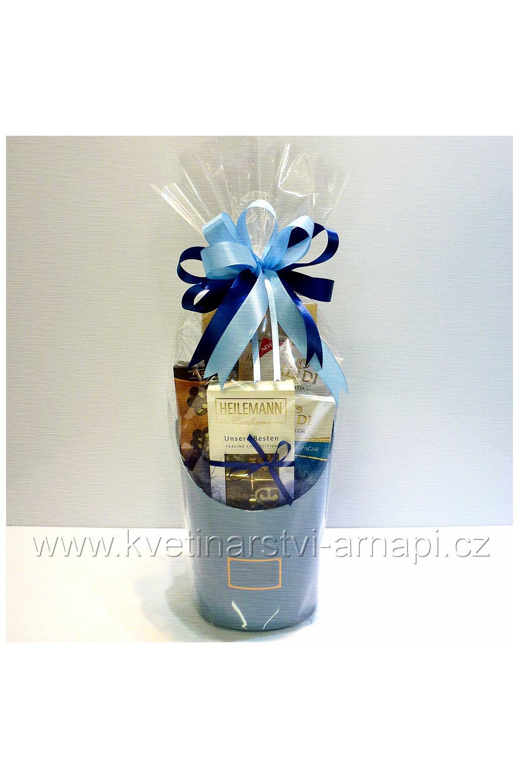 cokolady darkove balicky kose kytice kvetinarstvi arnapi