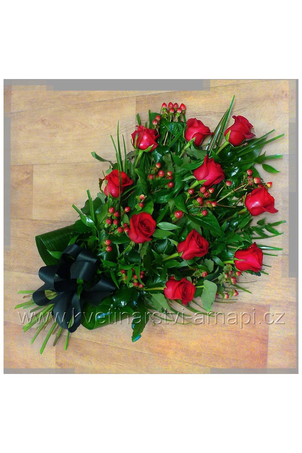 smutecni kvetiny rozvoz kvetinarstvi arnapi